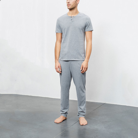 Shirt // Grey Melange (S)