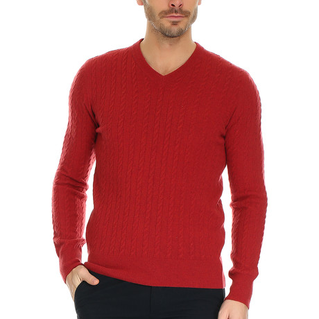 Louie Knitwear // Rose Wood (S)