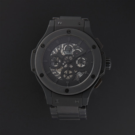 Hublot Big Bang Aero All Black II Automatic // 311.CI.1110.CI // Pre-Owned