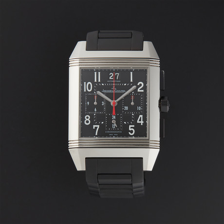 Jaeger Lecoultre Reverso Squadra Cronograph GMT Automatic // Q701867P // Pre-Owned