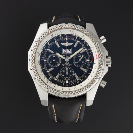 Breitling Bentley Motors Automatic // A44362 // Pre-Owned
