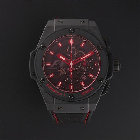 Hublot Big Bang King Power F1 Monza Automatic // 710.CI.0110.RX.MZA10 // Pre-Owned