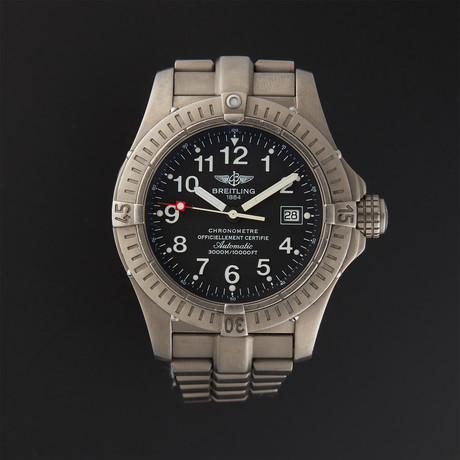 Breitling Avenger Seawolf Automatic // E1737018/B640 // Pre-Owned