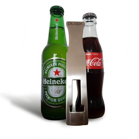 Plopr // Beer Bottle Opener