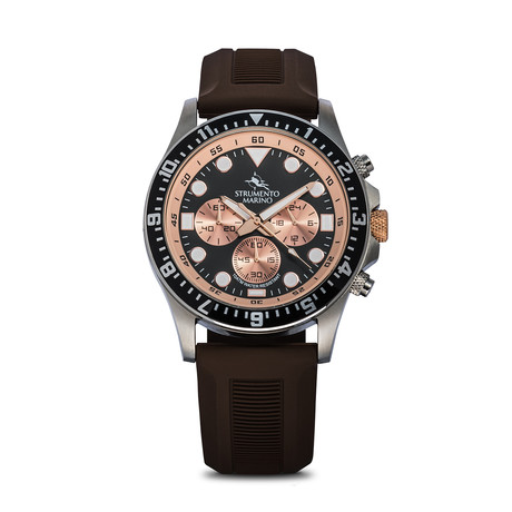 Strumento Marino Typhoon Chronograph Quartz // SM124NR/RG/MR