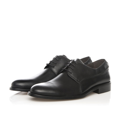 Evans Lace-Up Derby // Black (Euro: 39)