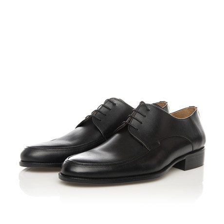 Classic Lace-Up Derby // Black (Euro: 39)