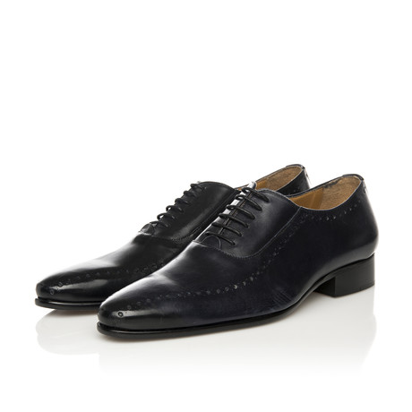 Oxford Dress Shoe // Black (Euro: 39)