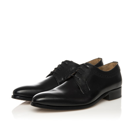 Blucher // Black (Euro: 39)