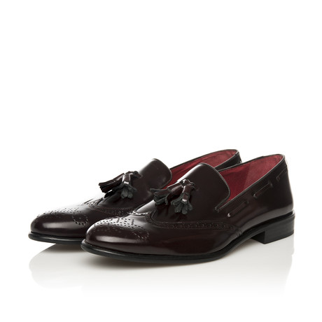 Loafer Shoe // Wine (Euro: 39)
