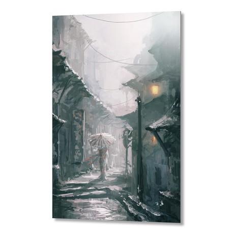 "Dawn (Artblock // 16""W x 20""H)"