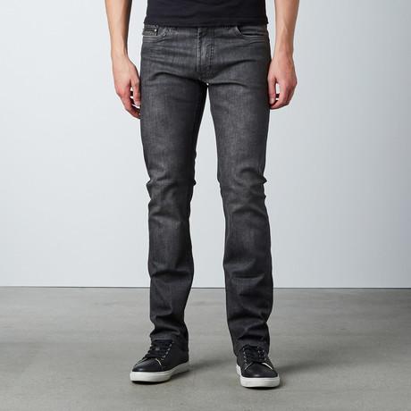 Baseline Slim // Faded Black (30WX32L)