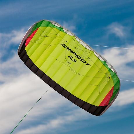 Snapshot 2.5 Power Kite // Bar + Flying Line
