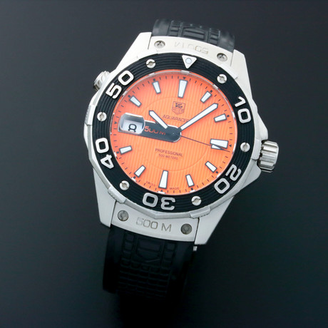 Tag Heuer Aquaracer Automatic // WAJ // Pre-Owned