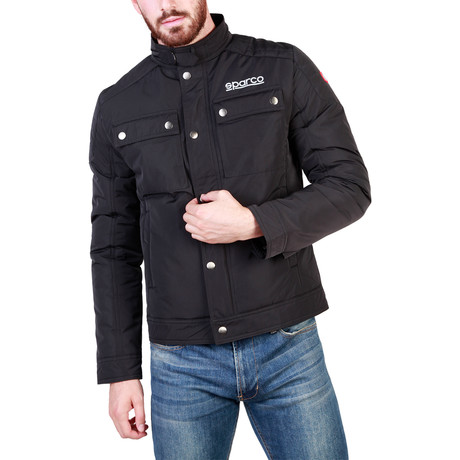 Berkwick Jacket // Black (S)