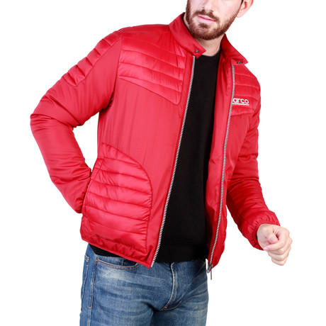 Bloomington Jacket // Red (S)
