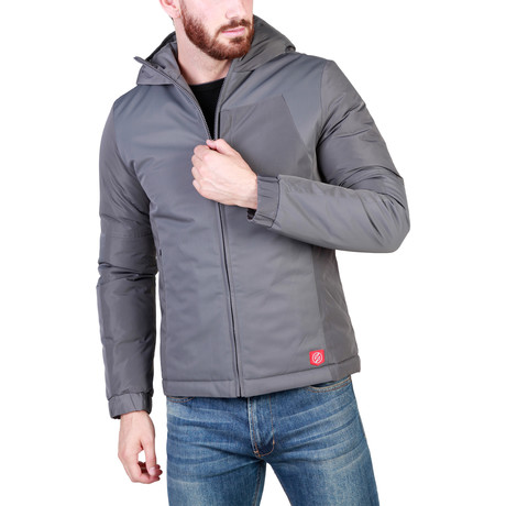 Greenwood Jacket // Grey (S)