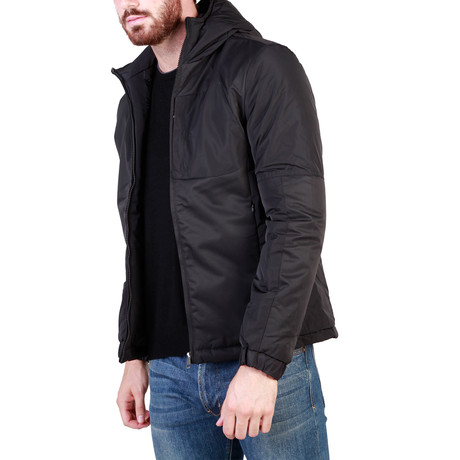 Greenwood Jacket // Black (S)