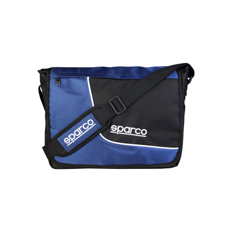 Cross Body Bag (Blue)