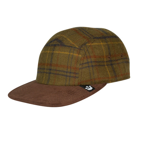 Solo Camp Cap // Brown (OS)