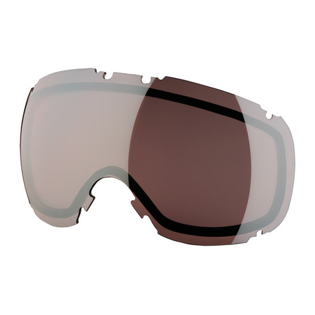 T1 Snow Goggle Lens // Rose Fire
