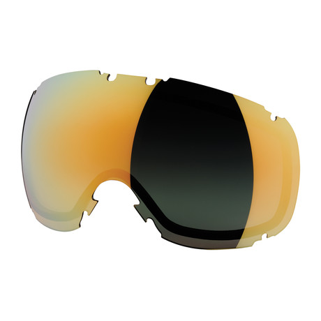 T1 Snow Goggle Lens // Faded Bronze Sunrise