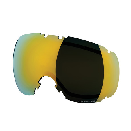 T1 Snow Goggle Lens // Northern Lights Polarized