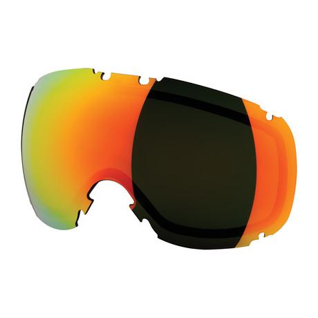 T1 Snow Goggle Lens // Bronze Fire