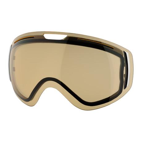 CLK Snow Goggle Lens // HD