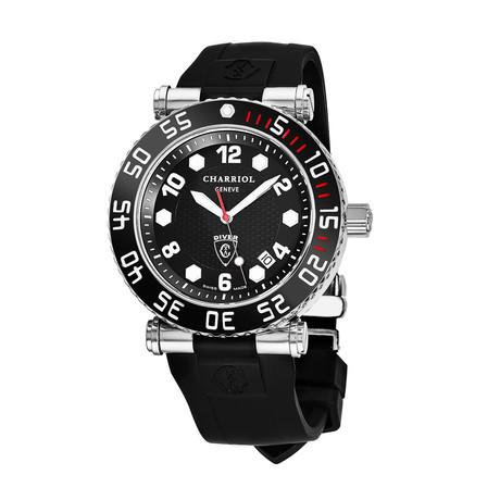 Charriol Geneve Diver Quartz // RT42DIVB.142.D01