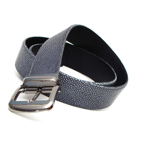 Genuine Stingray Belt // Gray (S)