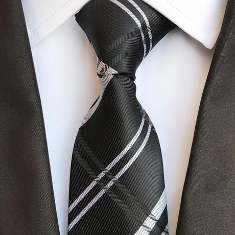 Wimmer Tie // Black + White