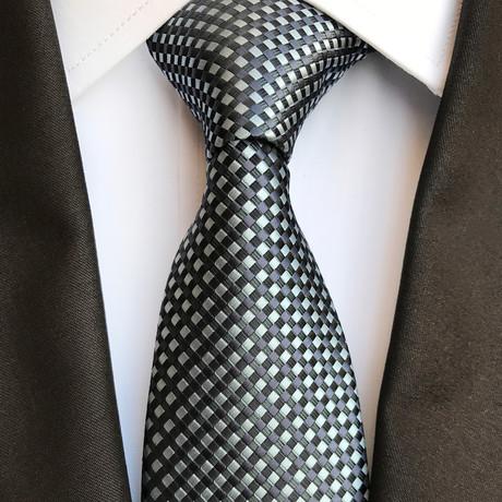 Dubois Tie // Grey