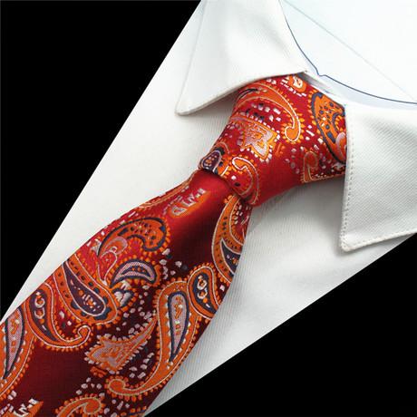 Pichler Tie // Red