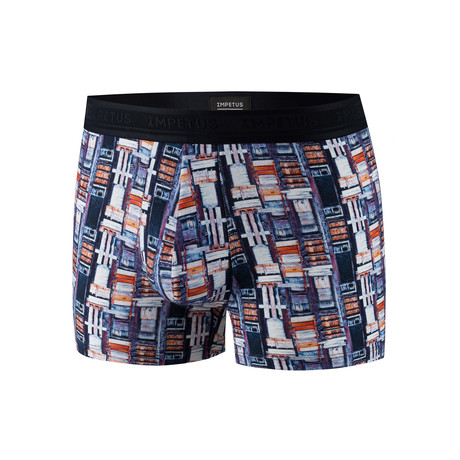 Samir Boxer Brief // Print (XS)