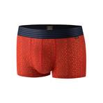 Giovanni Boxer Brief // Red (XS)