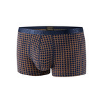 Guillermo Boxer Brief // Yellow Print (XS)