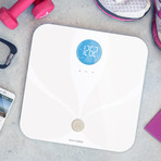 WiFi Smart Bodyfat Bathroom Scale