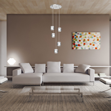 Tribeca Drop Pendant Lamp