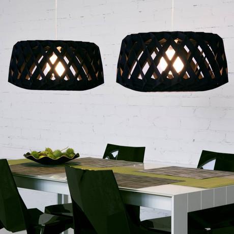 Gabriella Pendant Lamp (Black)