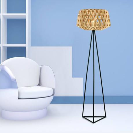 Dante Floor Lamp (White)