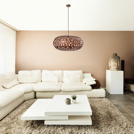Sella Pendant Lamp (Copper)