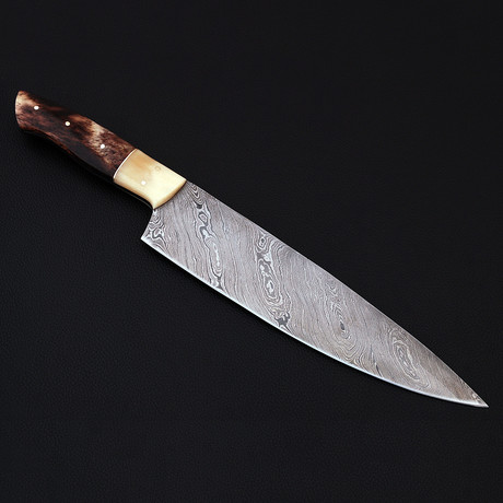 Damascus Chef Knife // 9088