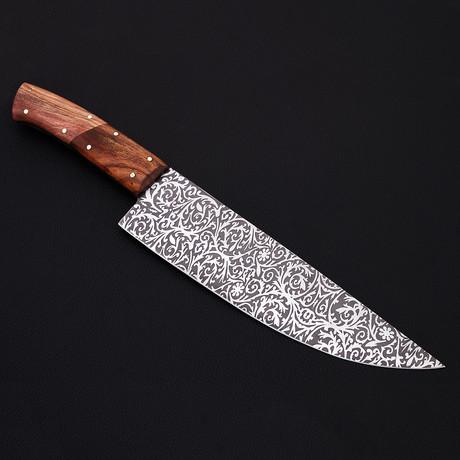 Carbon Steel Kitchen Knife // 9089