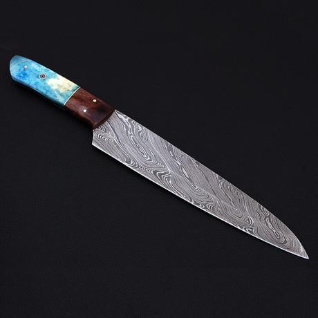 Damascus Chef Knife // 9082