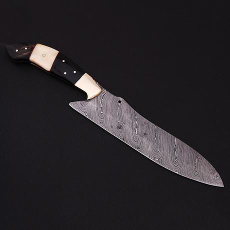 Damascus Chef Knife // 9081
