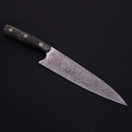 Damascus Chef Knife // 9067