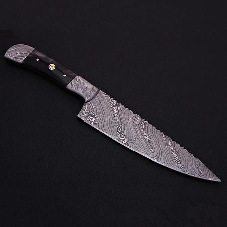 Damascus Chef Knife // 9063