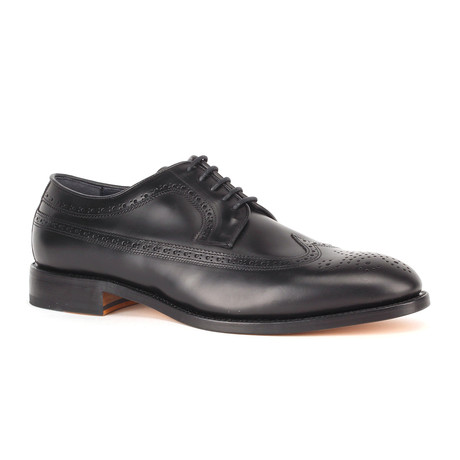 Monday Wingtip Derbies // Black (Euro: 39)