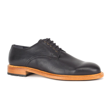Thursday Plain-Toe Derbies // Black (Euro: 39)